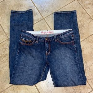 Pepe Jeans UK with Embroidered Pockets